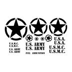 military jeep decal kit