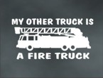 other fire truck decal
