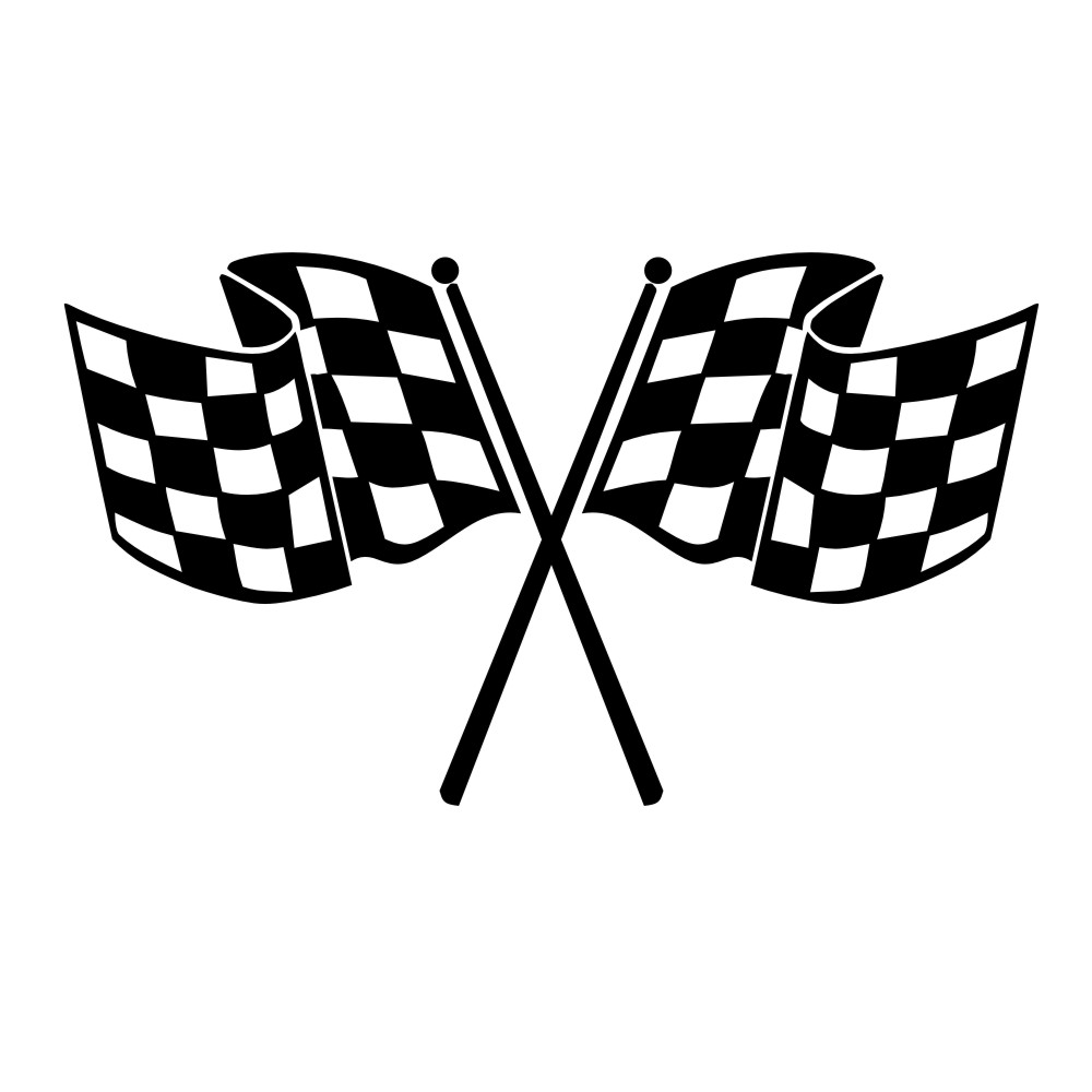 clipart racing flags - photo #29
